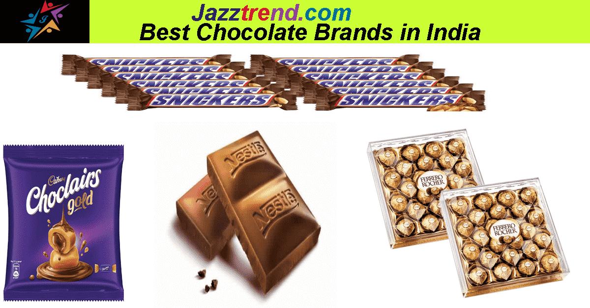 Top 10 Best Chocolate Brands in India (2020)