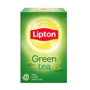 6.Lipton Loose Green Tea