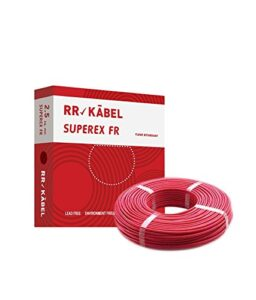 RR Kabel Electrical Wire Companies in India