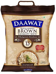 Dawat Brown Basmati Rice
