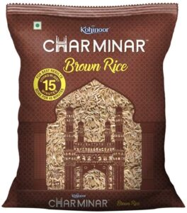 Charminar Brown Rice