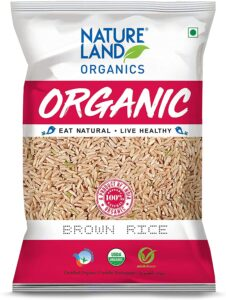 Natureland Organics Brown Rice Premium