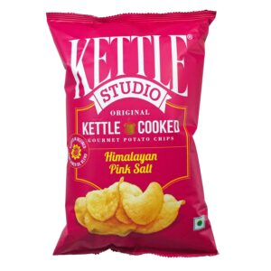 Kettle studio potato chips