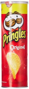 Pringles brand of potato snacks is owned by Kellogg's