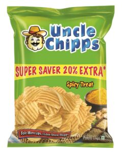 Uncle Snack in India 4th