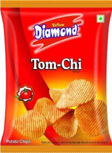 Yellow Diamond Potato CHips trank on 6 nmbr