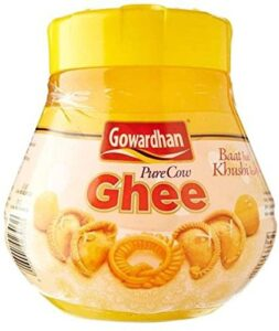 gowardhan cow ghee 3rd