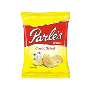parle Wafersno 8 rank chips in inidan brand