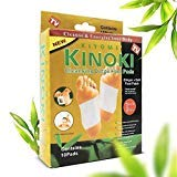 Kinoki Detox foot pads - pack of 3(30 pads)