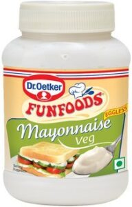Funfoods Mayo Veg 275g